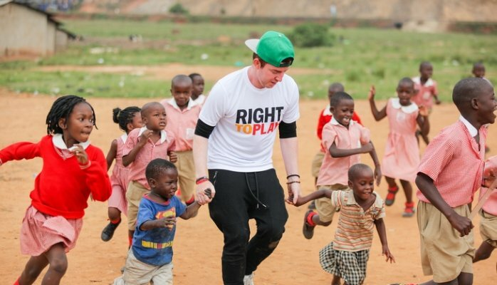 London 2017: Right To Play announced as charity partner for IAAF world championships